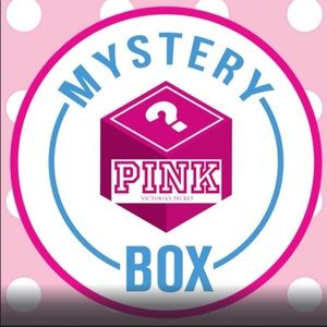 PINK VS mystery box size XS/small